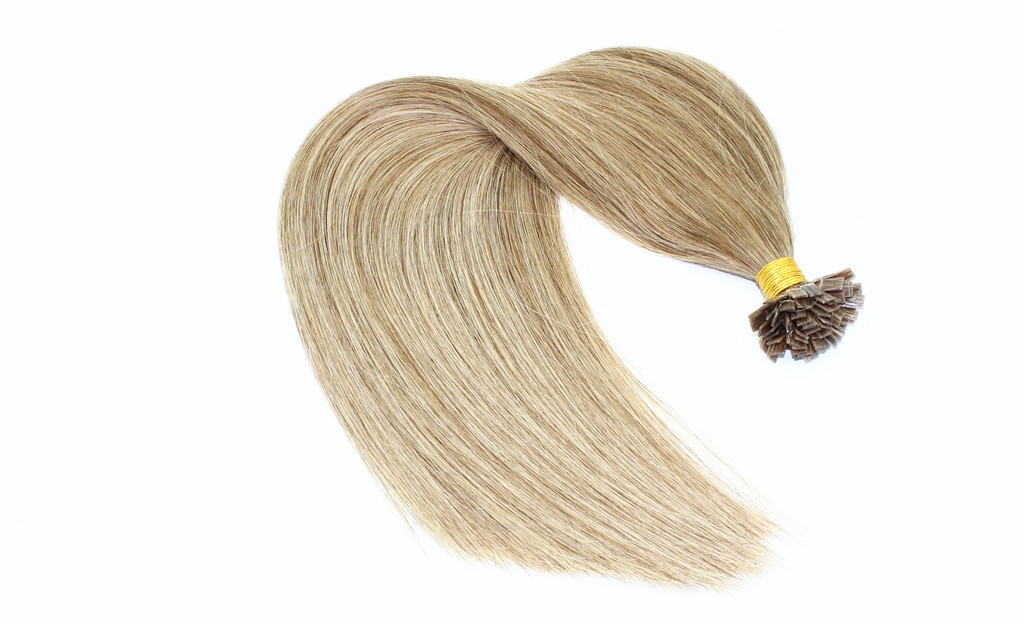 Flat-Tip Hair Extensions