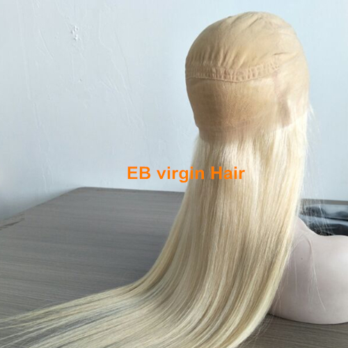 Full Lace Wig Blonde Color